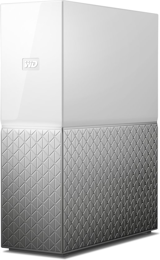 WD My Cloud Home 4TB NAS
