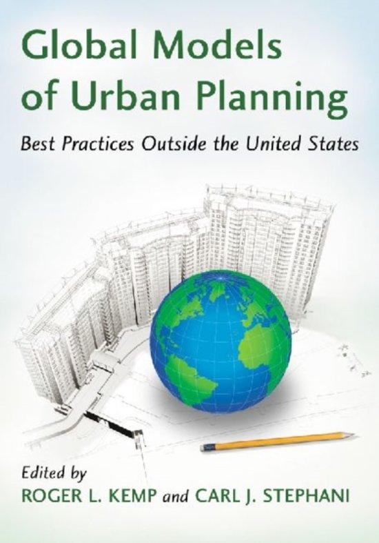 Global Models of Urban Planning