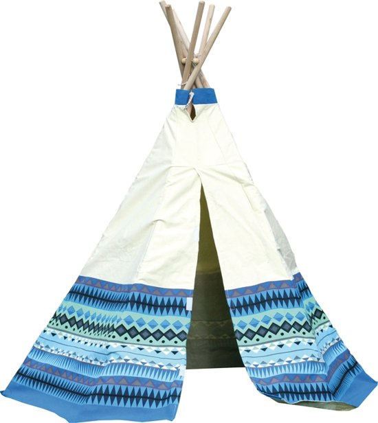 Wigwam play tent aztec