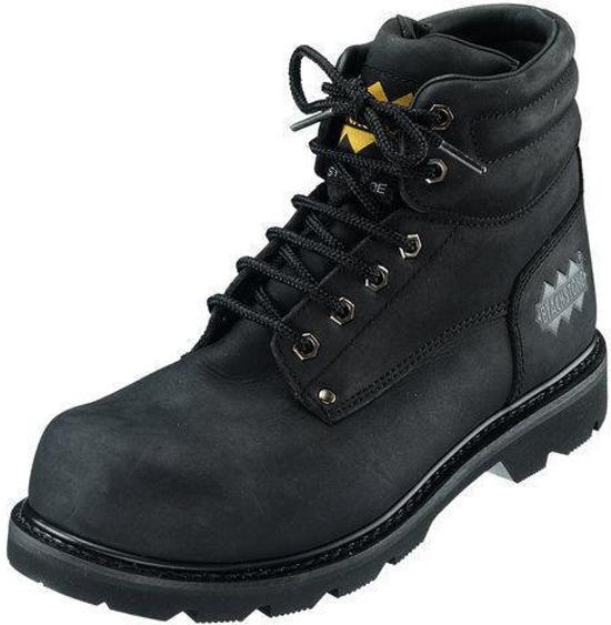 Blackstone Werkschoenen.Bol Com Blackstone Werkschoenen 38 Hoog Zwart 520 S3