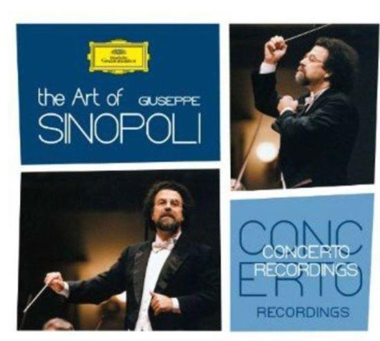 The Art of Giuseppe Sinopoli: Concerto Recordings