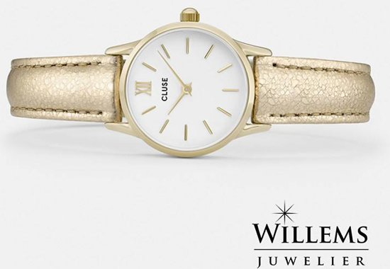 Cluse La Vedette Metallic Horloge