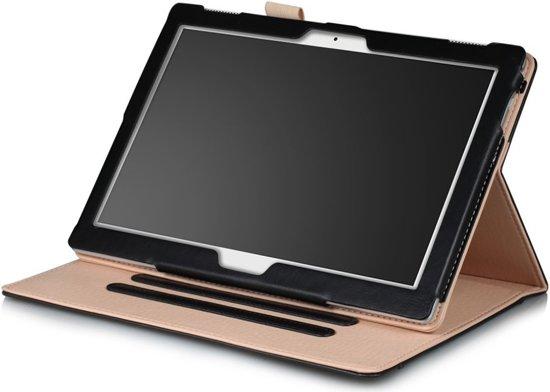 עדכני bol.com | Shop4 - Lenovo Tab 4 10 Plus Hoes - Book Cover Folio Zwart MM-09