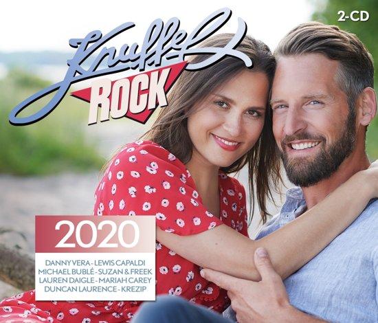 CD cover van Knuffelrock 2020 van Knuffelrock