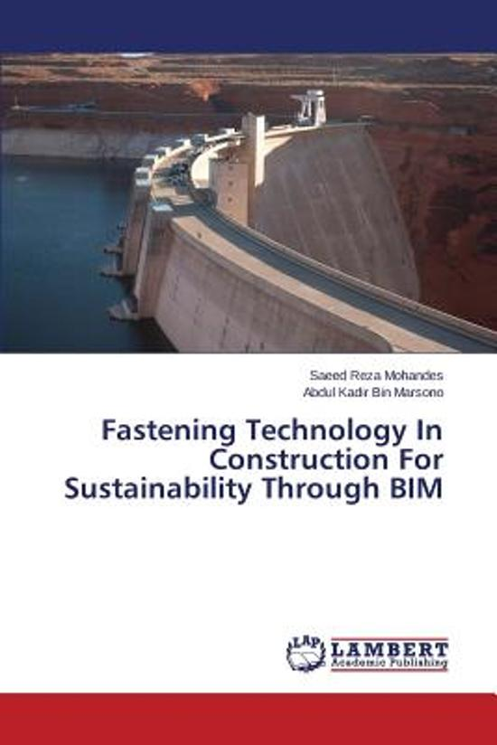 Fastening Technology in Construction for Sustainability Through Bim