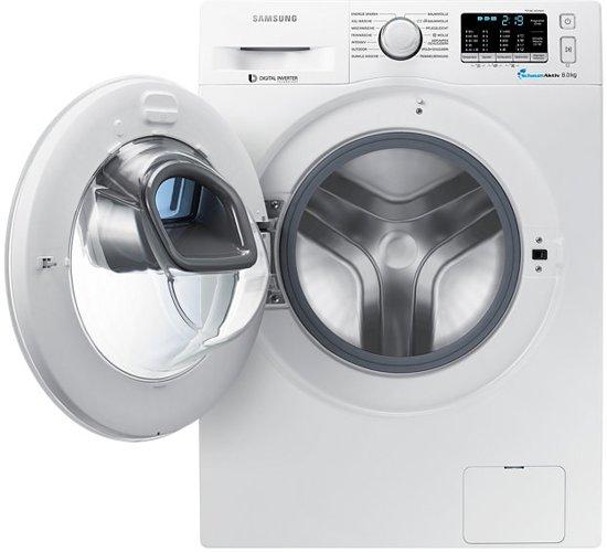 SAMSUNG Addwash  WW80K5400WW/EN - Wasmachine
