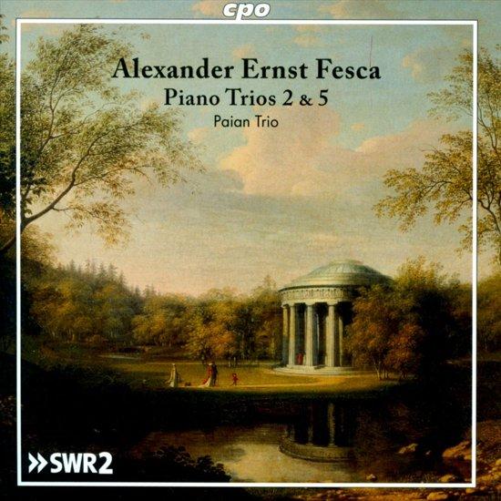 Piano Trios: No.2 Op12 & No.5 Op46