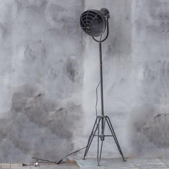 Verwonderend bol.com   Staande lamp metaal industrieel RM-28