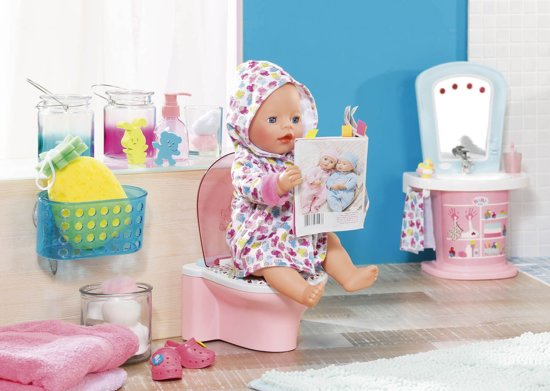 BABY born® WC potje