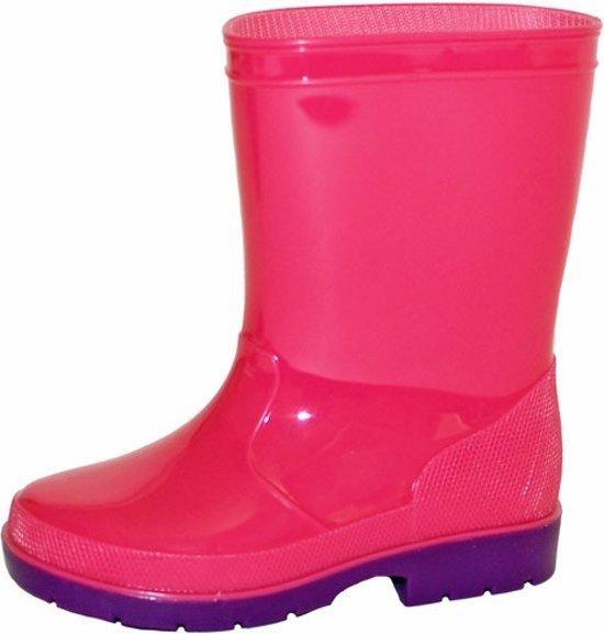 Gevavi Boots Luca meisjeslaars pvc roze maat 28
