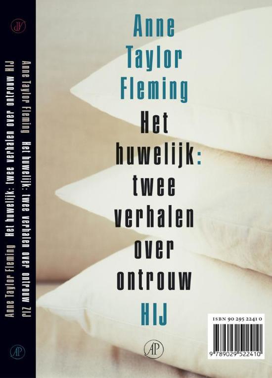 Het Huwelijk: Twee Verhalen Over Ontrouw - Anne Taylor Fleming pdf epub