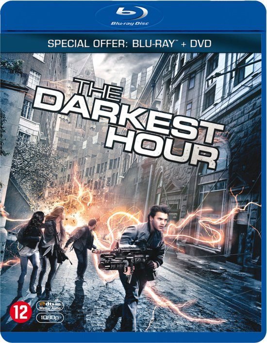 DVD cover van The Darkest Hour (Blu-ray)