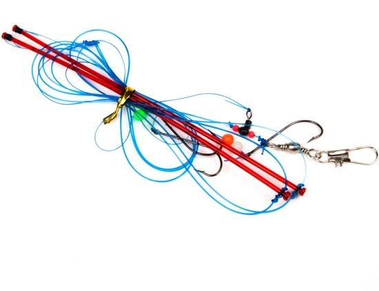 Select Fishing Platvisonderlijn Dwarrel - Maat 4