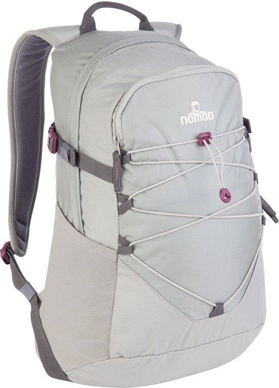 d5267361393 bol.com | Nomad Quartz 20 A-4 Size Rugzak - 20L - Mist Grey