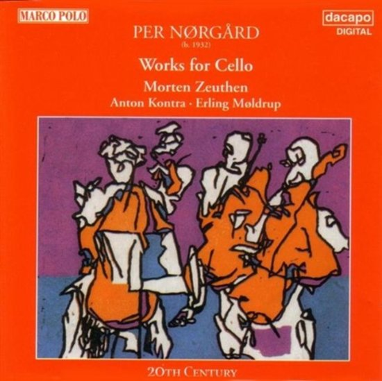 Norgard: Works For Cello