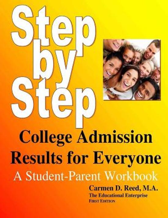 Step-By-Step College Admission Results for Everyone