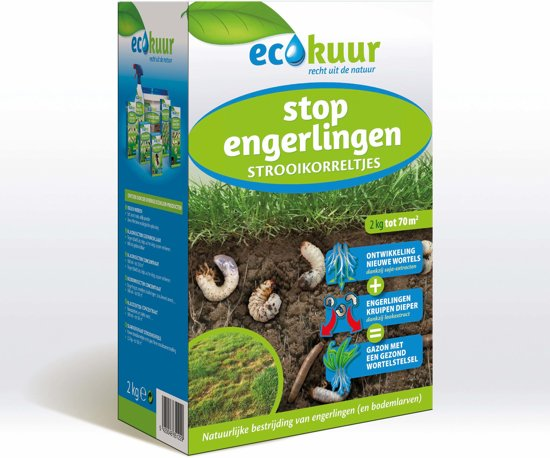 Ecokuur Stop Engerlingen 2 kg