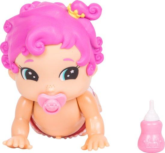 Little Live Bizzy Bubs Kruipende Baby Primmy - Speelfiguur