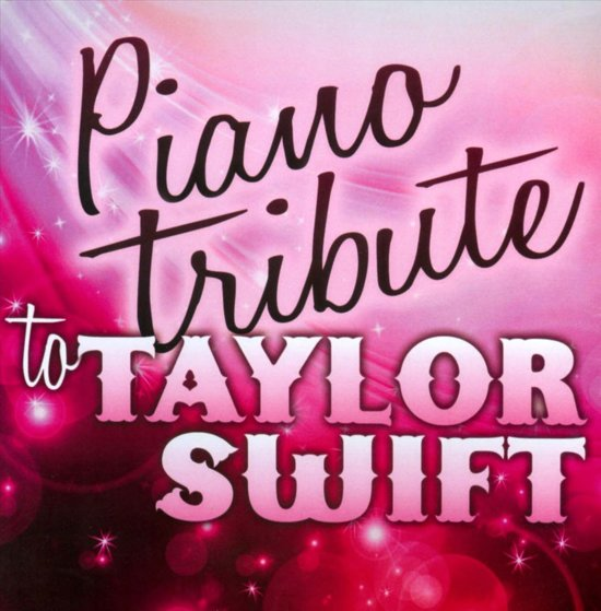 Piano Tribute to Taylor Swift