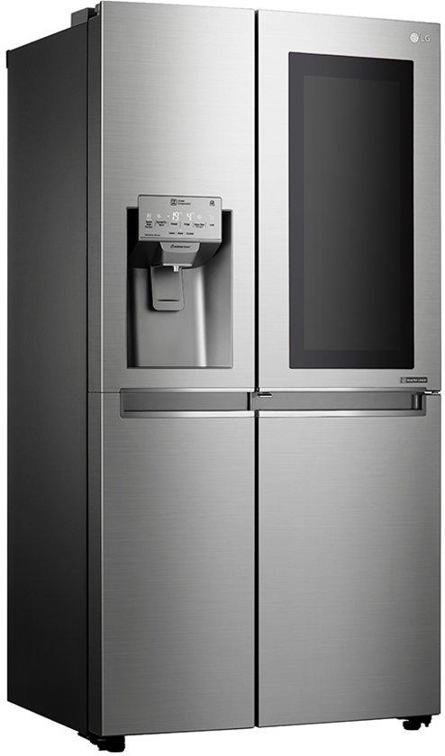 LG GSX960NEAZ - Amerikaanse koelkast - RVS