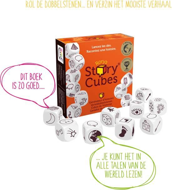 Thumbnail van een extra afbeelding van het spel Rory's Story Cubes - Classic