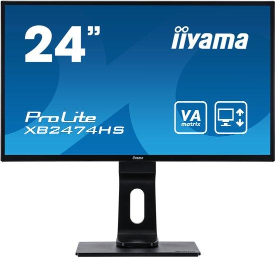 iiyama ProLite XB2474HS-B2 - Full HD Monitor