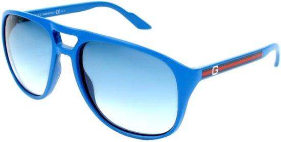 Gucci Zonnebril - GG1018 - Blue Aviator