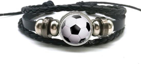 Voetbal armband - Voetbal - Sport - Bal - Sportief - cadeau - kado - geschenk - gift - verjaardag - feestdag – verassing – balsport – voetbalschoenen – speelveld – uefa – fifa – ronaldo – messi