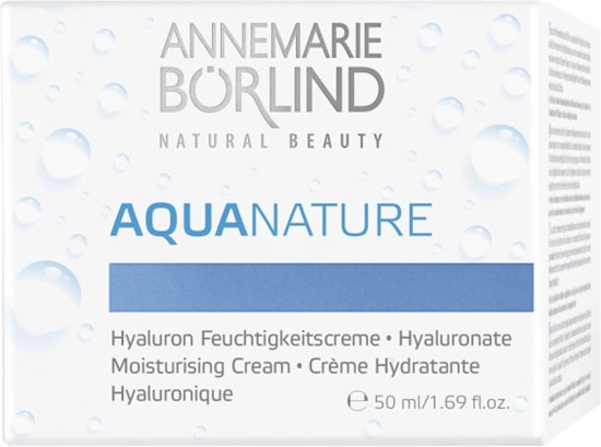 Annemarie Börlind Aquanature Moisturizing Crème