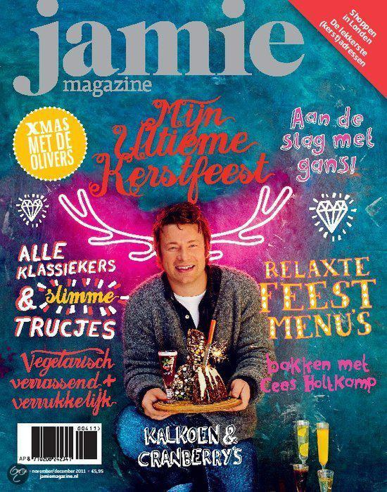 Cover van het boek 'Jamie Magazine'