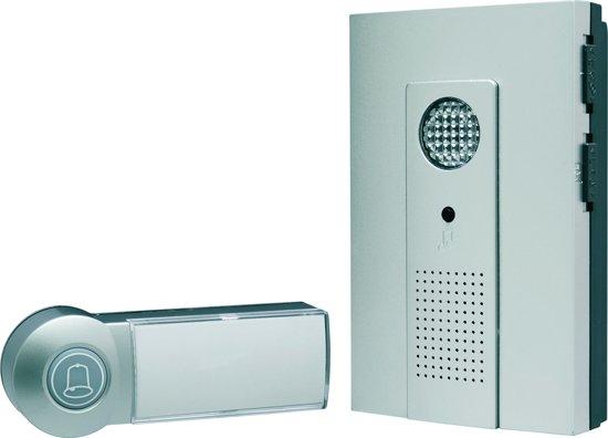 Genoeg bol.com | Smartwares DB286A Draagbare draadloze deurbel compleet DG67