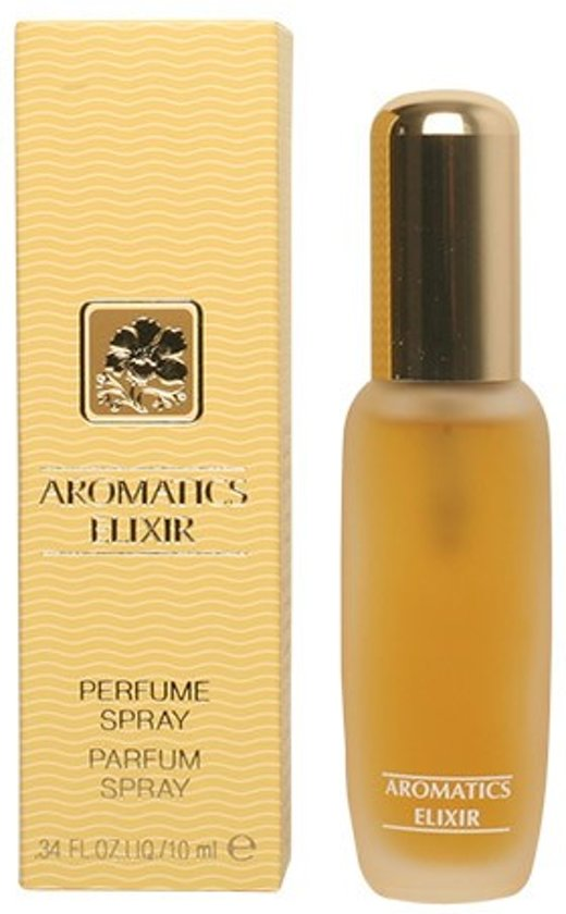 MULTI BUNDEL 2 stuks AROMATICS ELIXIR eau de parfum spray 10 ml