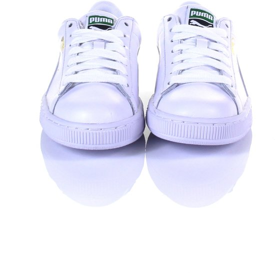 Puma 354367 Sneaker laag sportief Dames Maat 39 Wit 17 Puma WhitePuma White