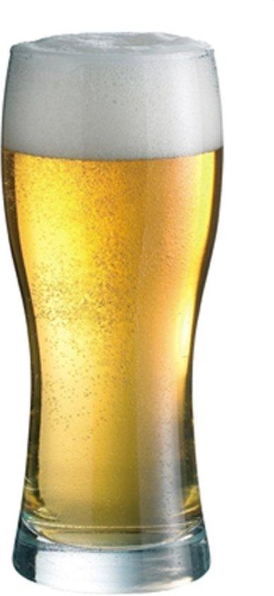 Durobor - Praag bierglas 33cl (6 stuks) Valentinaa