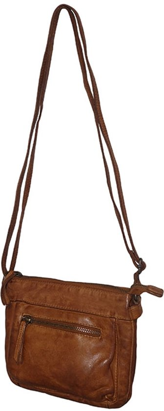 Bear Design CL36262 Schoudertas cognac