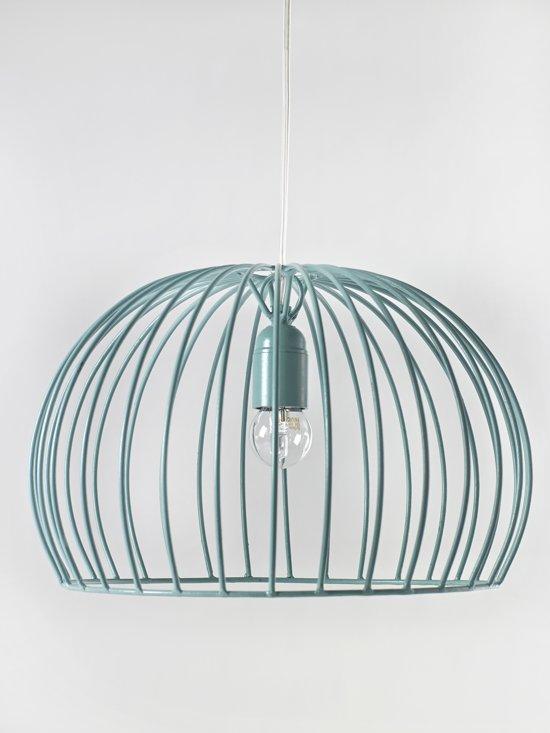 Serax lorenza hanglamp lichtblauw - Smeden van ijzeren ...