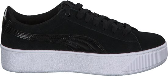 Dames Zwart Maat 40 5 wit Sportschoenen Puma Vikky Platform Vrouwen Sneakers ttFHA