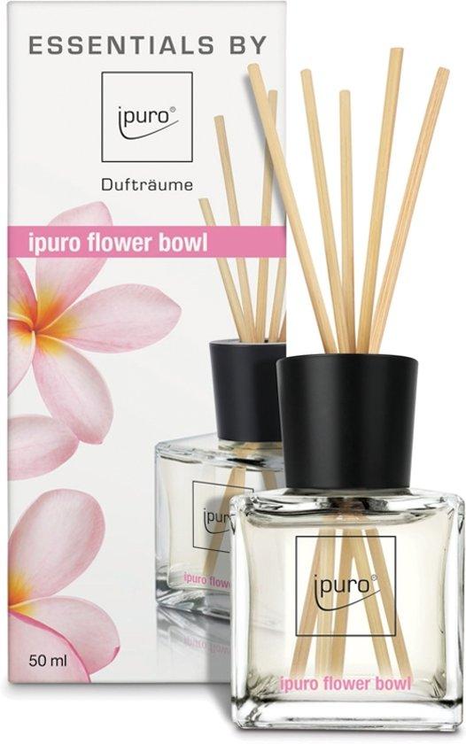 Ipuro Flower Bowl Geurstokjes 50 ml