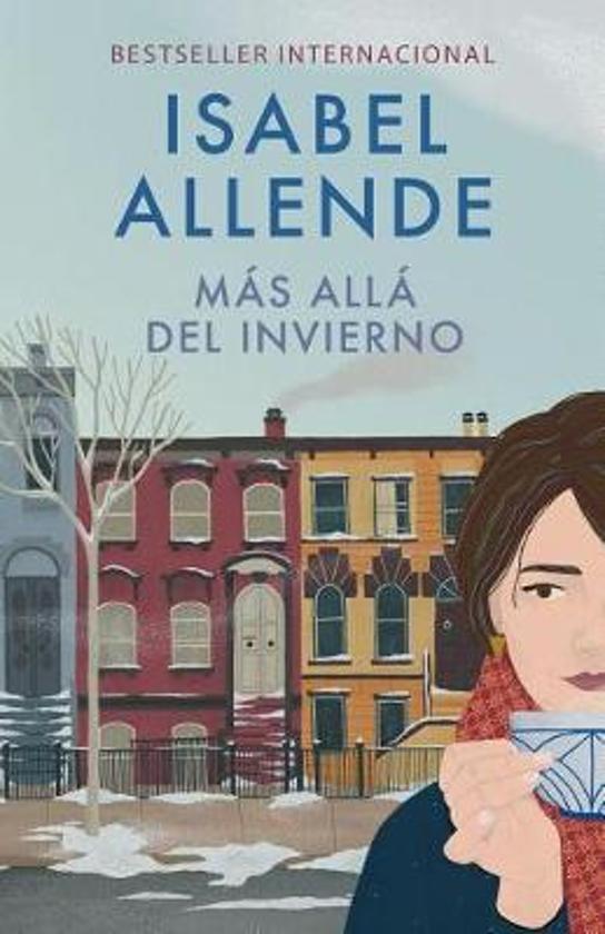 Boek cover M s All del Invierno van Isabel Allende (Paperback)