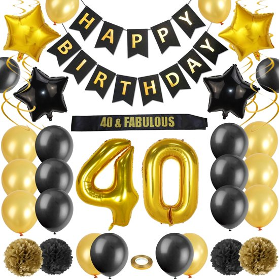 Beroemd Top Honderd | Zoekterm: 40 jaar verjaardag vrouw @BC46