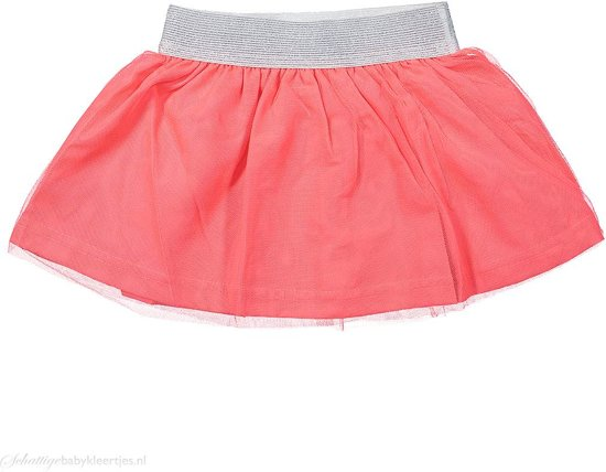 e28b7ca7e45532 bol.com   Dirkje babykleding rok ballet roze maat 80