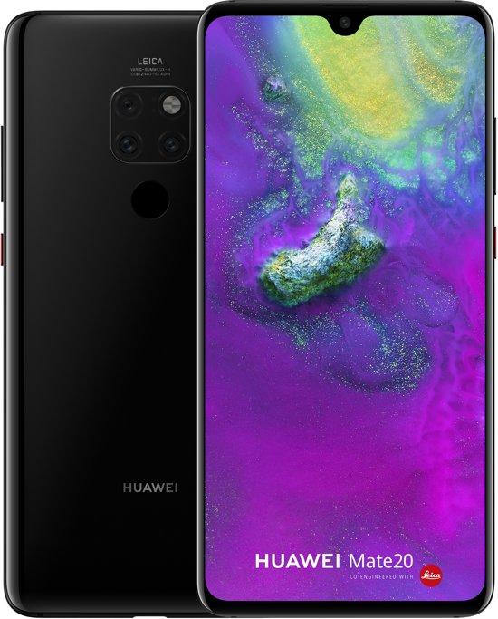 Huawei Mate 20 - 128GB - Zwart