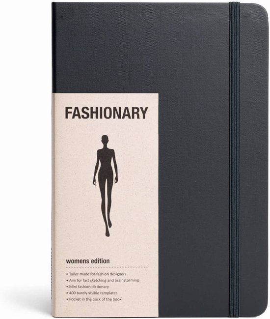 Fashionary womens edition (small)