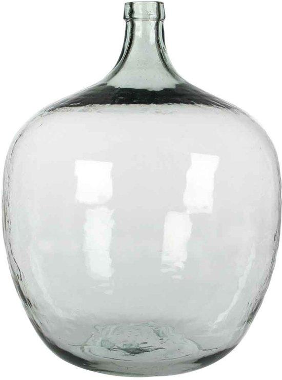 Mica Vienne - Fles - h59 cm - Glas