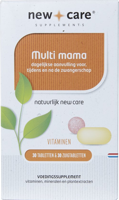 New care multi mama * 60 st