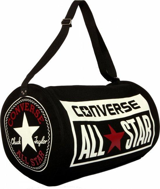 3a0c2b3a470 bol.com | Converse Legacy Barrel Duffel - Schoudertas - Jet Black