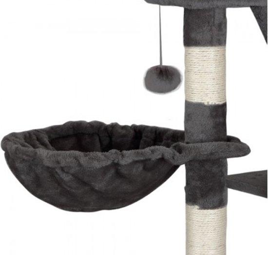 Krabpaal Donker Grijs - plafondhoogte 240-260 cm