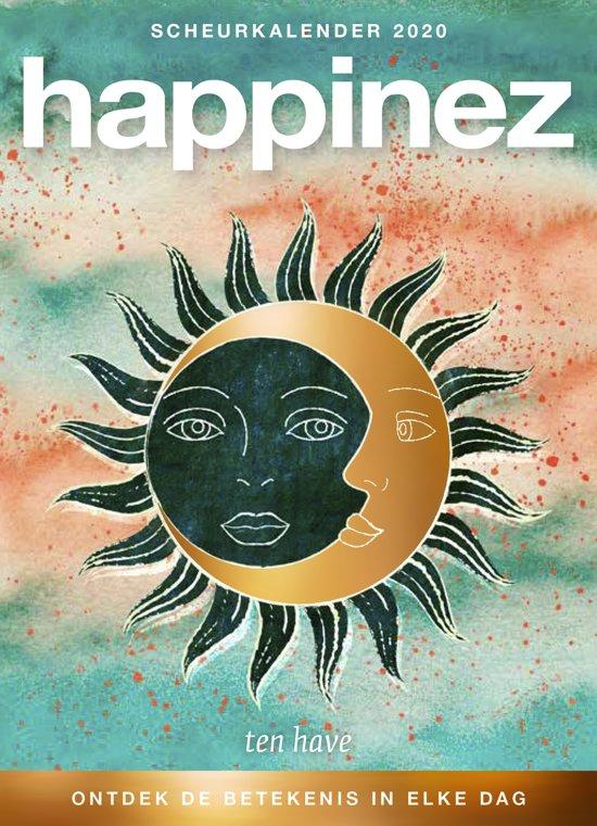 Afbeelding van Happinez Scheurkalender 2020
