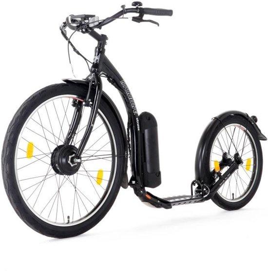 Kickbike E-Cruiser Max zwart