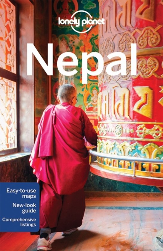 Lonely Planet reisgids Nepal
